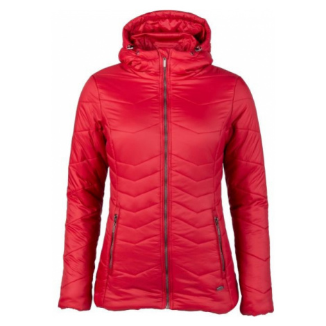 Willard ASPENA red - Women's quilted jacket