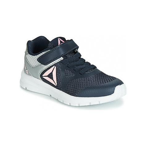 Reebok Sport REEBOK RUSH RUNNER girls's Children's Shoes (Trainers) in Blue