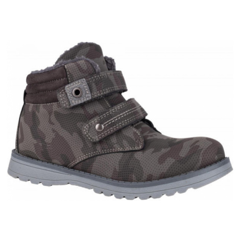 Loap EVOS black - Kids' winter shoes