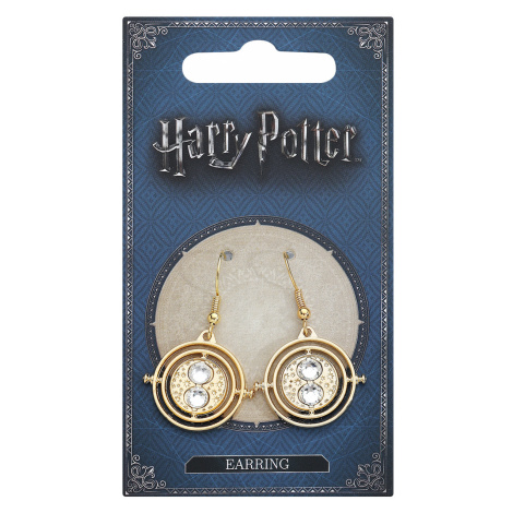 Harry Potter - Hermione's Time Turner - Earring set - gold-coloured