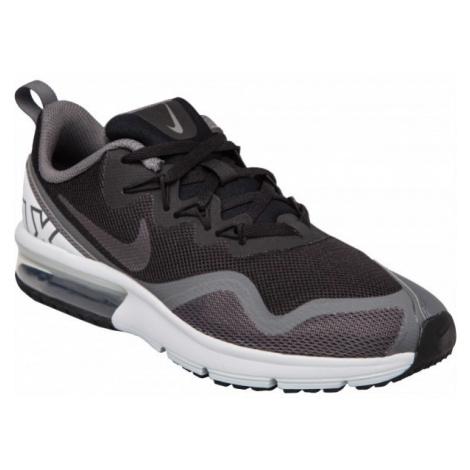 Nike AIR MAX FURY GS grey - Boys' running shoes