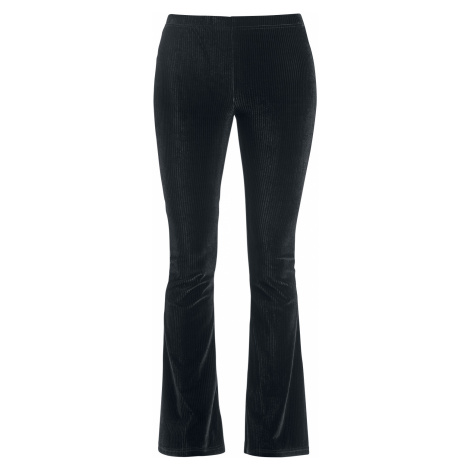 Gothicana by EMP - Take Comfort - Girls trousers - black