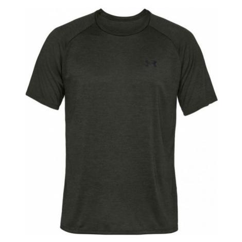 Under Armour UA TECH 2.0 SS TEE green - Men's T-shirt