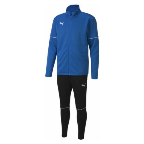 Puma TEAM GOAL TRACKSUIT CORE JR - Boys' tracksuit