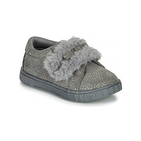 Chicco CIPRIA girls's Children's Shoes (Trainers) in Grey