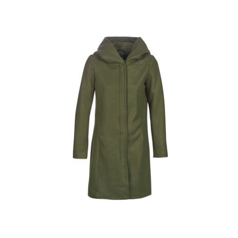 Only ONLSEDONA women's Coat in Green