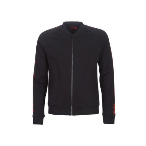 HUGO DALKUTTA men's Sweatshirt in Black Hugo Boss