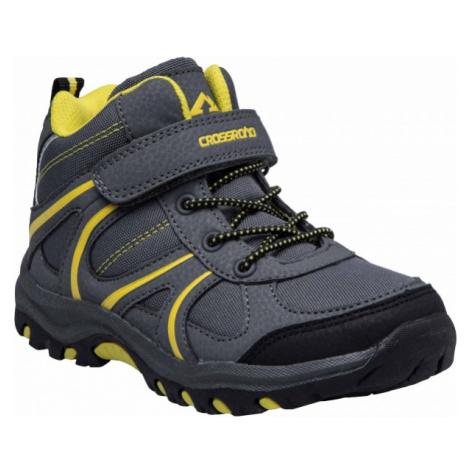 Crossroad DAMIEN II grey - Children's ankle shoes