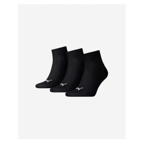 Puma Set of 3 pairs of socks Black