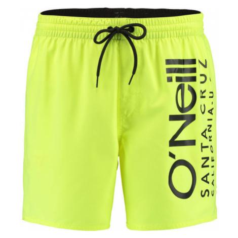 O'Neill PM ORIGINAL CALI SHORTS yellow - Men's swim shorts