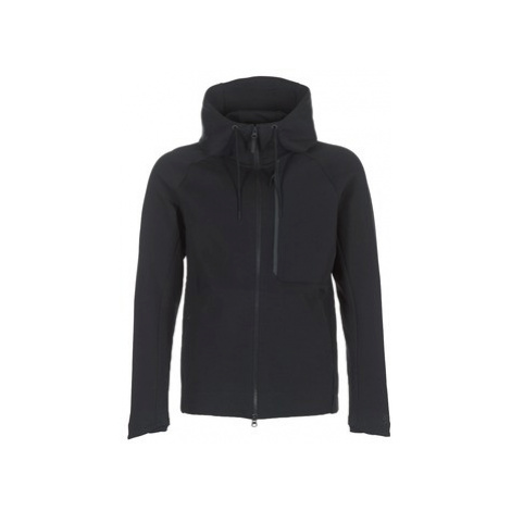Nike TECH FLEECE JKT men's Jacket in Black