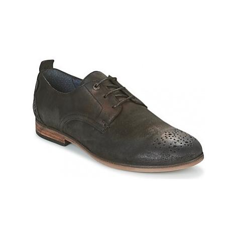 Kickers TARGA men's Smart / Formal Shoes in Black