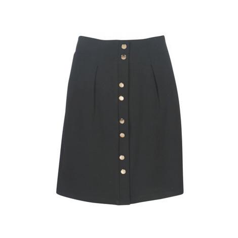 Black a-line skirts