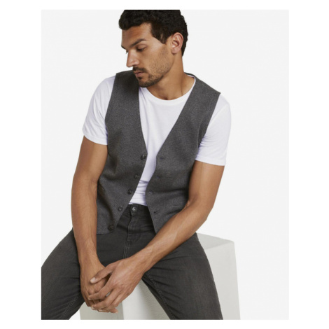 Tom Tailor Vest Blue
