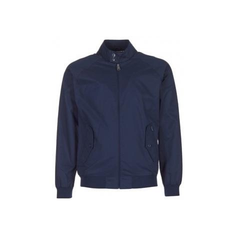 Ben Sherman HARRINGTON men's Jacket in Blue