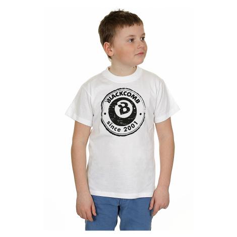 T-Shirt Blackcomb Since 2001 - White/Black