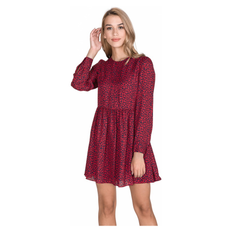 Pepe Jeans Rosana Dress Red