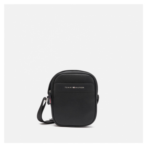 Tommy Hilfiger Men's Business Mini Reporter Bag - Black