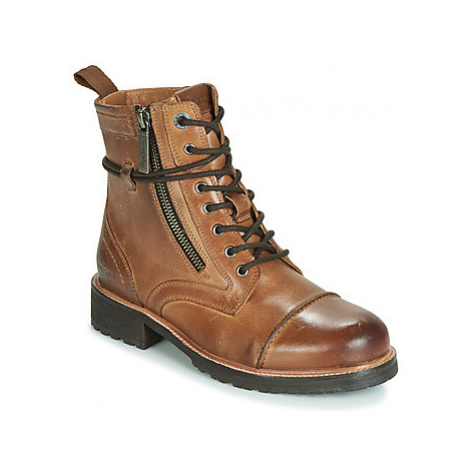 Pepe jeans Melting women's Mid Boots in Brown
