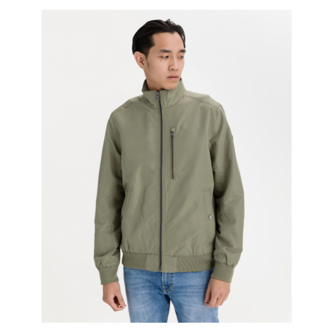 Tom Tailor Casual Jacket Green