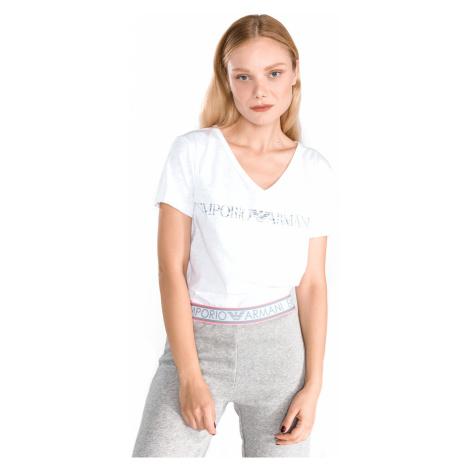 Emporio Armani Sleeping T-shirt White