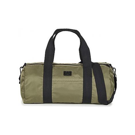 Fred Perry SPORTS NYLON BARREL men's Sports bag in Kaki