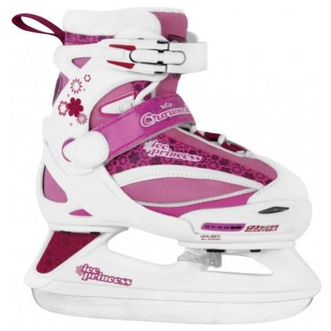 Crowned PRINCESS pink - Kids' ice skates
