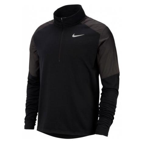 Nike PACER TOP HYBRID black - Men's T-Shirt