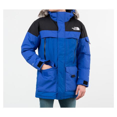 Blue men's sports winter jackets