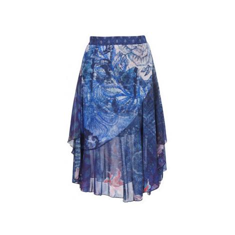 Desigual NALA women's Skirt in Blue