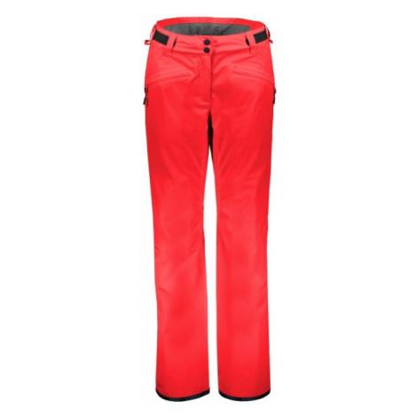 Scott ULTIMATE DRYO 20 W PANT red - Women's ski pants