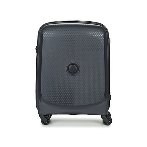 Grey women's suitcases and travel bags