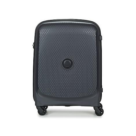Delsey BELMONT CAB SLIM 4R 55CM men's Hard Suitcase in Grey