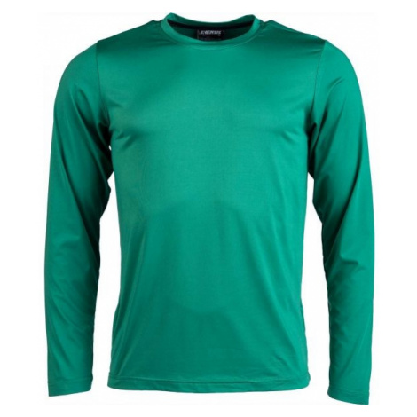 Kensis GUNAR green - Men's functional T-shirt