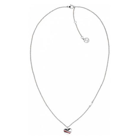 Tommy Hilfiger Jewellery Heart Charm Necklace