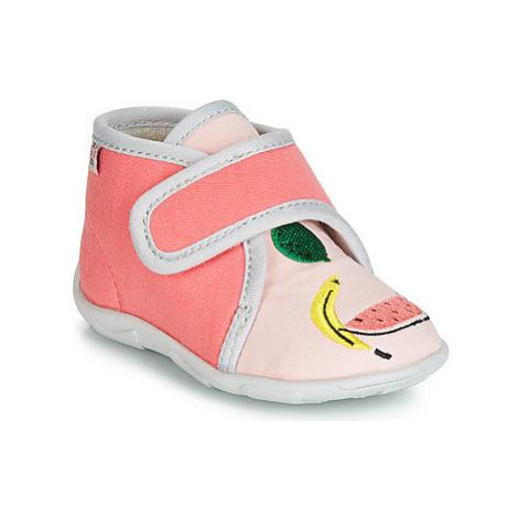 GBB MASSINA girls's Children's Slippers in Pink