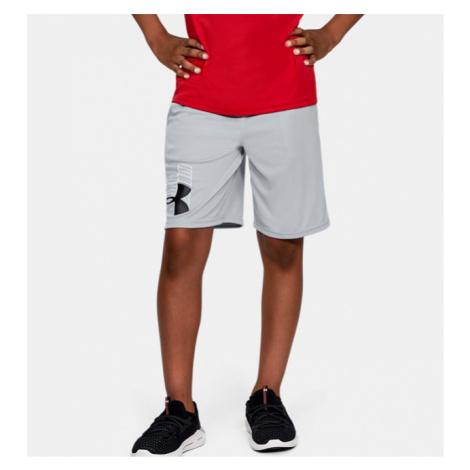 Boys' UA Prototype Logo Shorts Under Armour