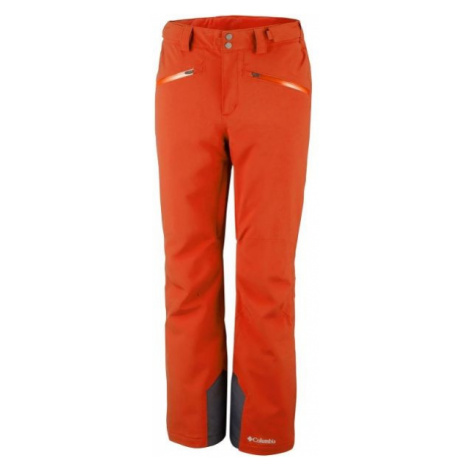 Columbia SNOW FREAK PANT orange - Men's ski pants