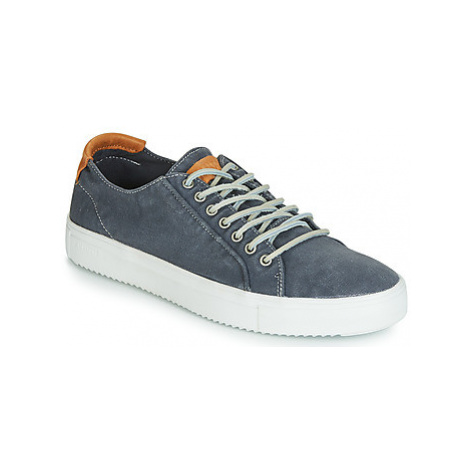 Blackstone PM31 men's Shoes (Trainers) in Blue