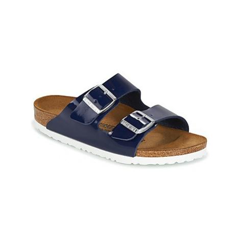 Birkenstock ARIZONA women's Mules / Casual Shoes in Blue