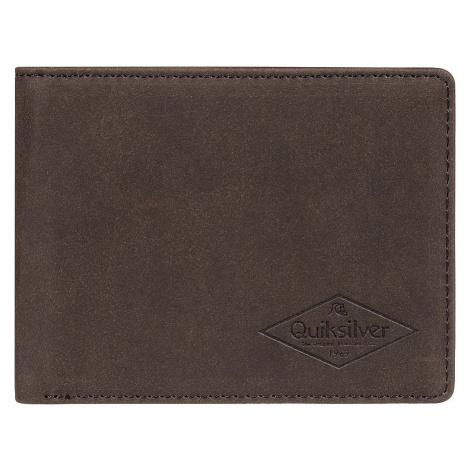 wallet Quiksilver Slim Vintage III - CSD0/Chocolate Brown - men´s