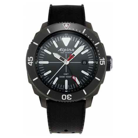 Alpina Watch Seastrong GMT