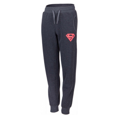 Warner Bros WARM JNR SUPERGIRL blue - Girls' sweatpants
