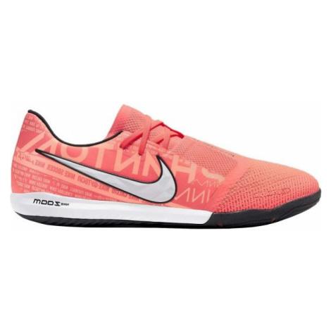 Nike ZOOM PHANTOM VENOM PRO IC orange - Men's indoor shoes