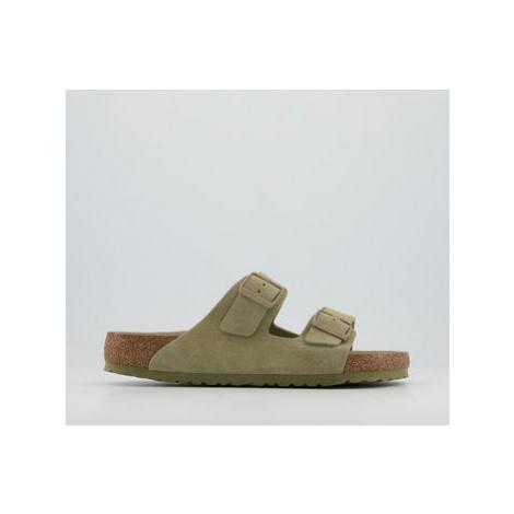 BIRKENSTOCK Arizona Two Strap Sandals M FADED KHAKI