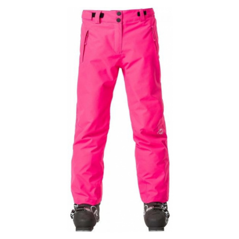 Rossignol GIRL SKI PANT pink - Girls' ski trousers