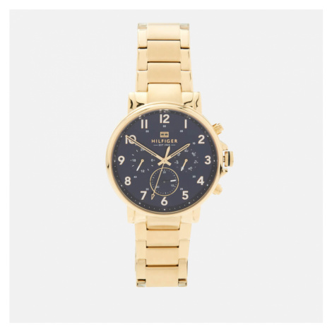 Tommy Hilfiger Men's Daniel Metal Strap Watch - Rou Navy