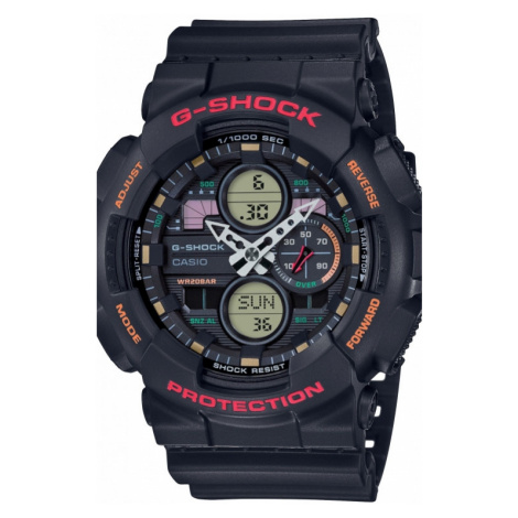 Casio G-Shock Watch GA-140-1A4ER