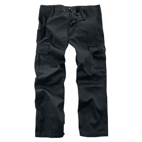 Brandit - Ranger Kids Trousers - Kids Pants - black