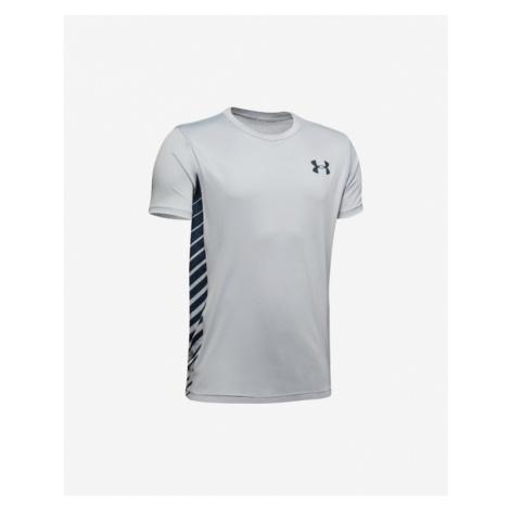 Under Armour MK-1 Kids T-shirt Grey